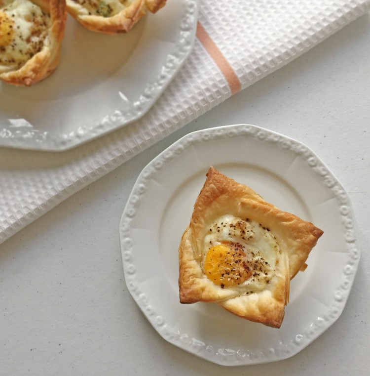 Bacon and egg pastries 6.2