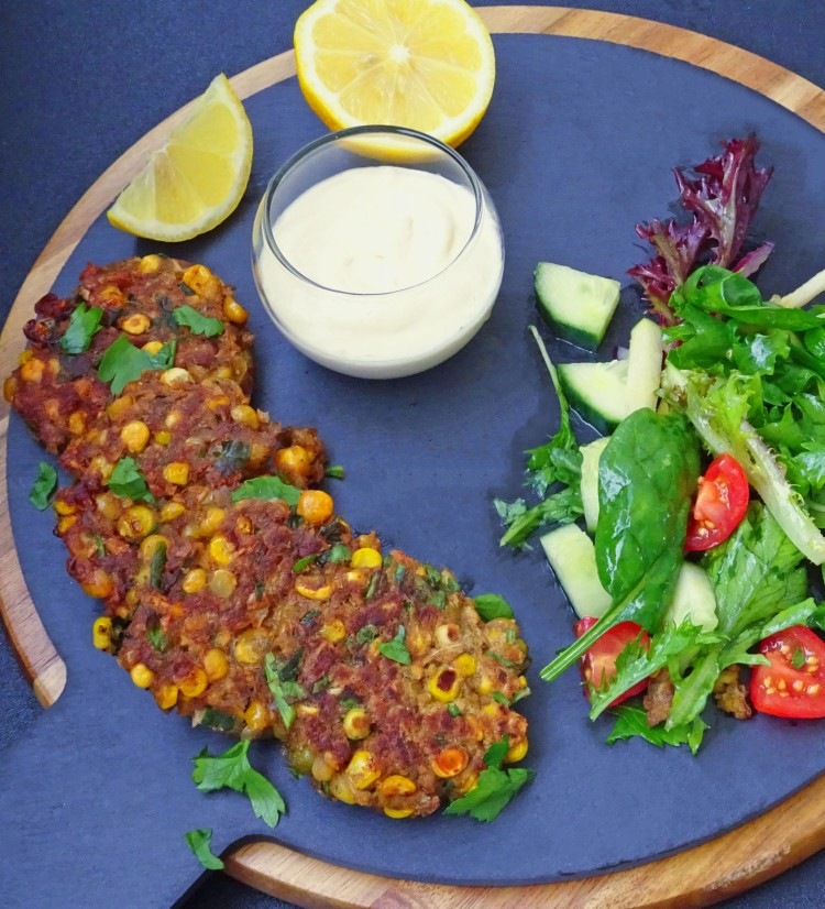 Chickpea fritters 5.1.1