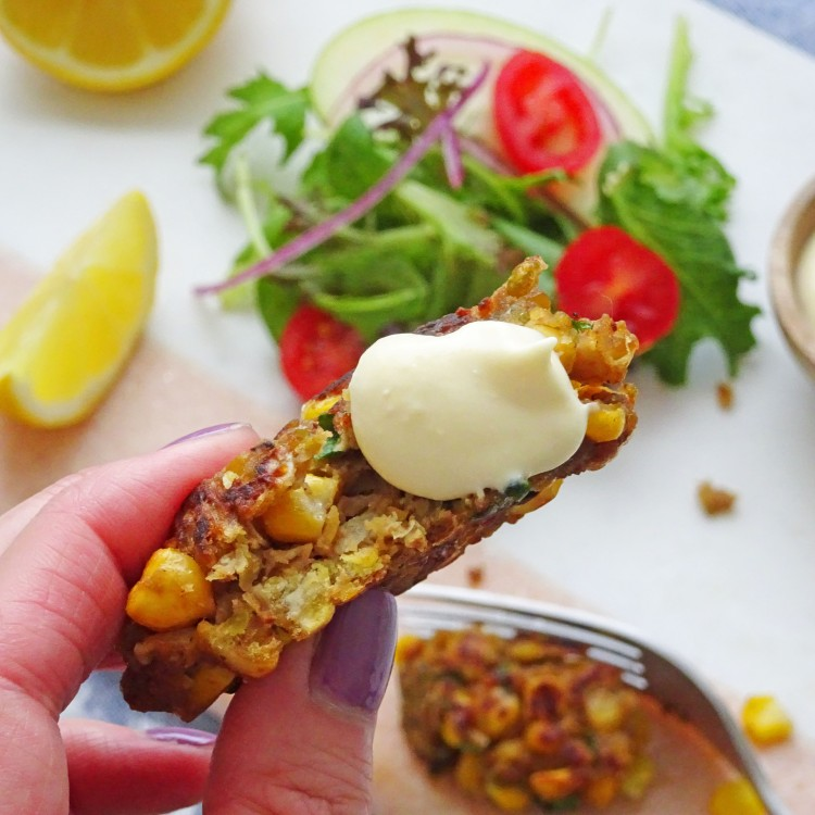 Chickpea fritters 6.1